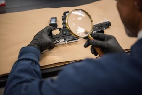 HSI Forensic Laboratory