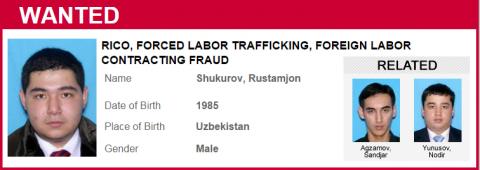 Shukurov, Rustamjon