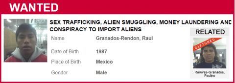 Granados-Rendon, Raul