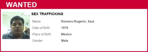Romero-Rugerio, Saul