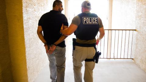 ICE Fugitive Operations strengthens partnership with Interpol