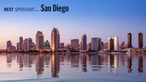 BEST: San Diego