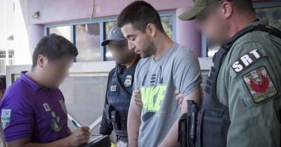 Mexican murder suspect captured in Phoenix deported by ICE to face charges