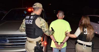 ICE Houston arrests 3-time-deported Mexican man wanted for homicide in California