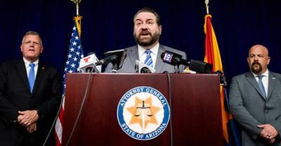 Maricopa County Assessor Paul D. Petersen indicted in adoption fraud scheme