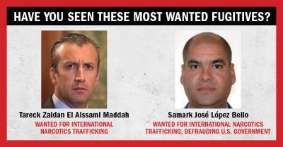 Have you seen these fugitives?
