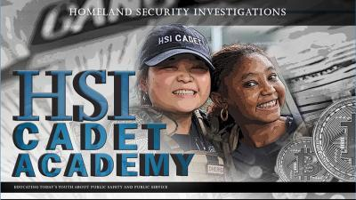 HSI Cadet Academy: 2019
