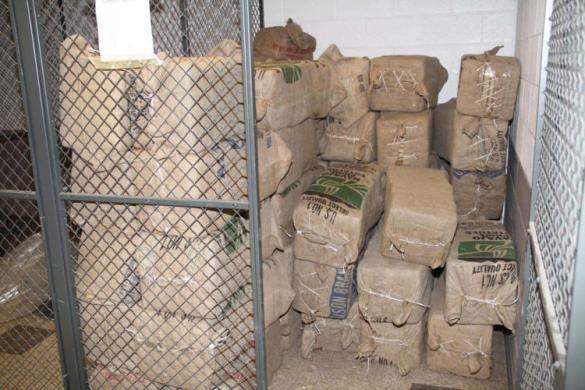 ICE seizes 2,300 pounds of marijuana with a street value of more than $2 million