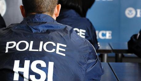 ICE HSI and its government partners safeguard national security
