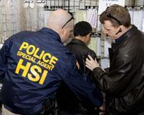 ICE HSI special agents arrest counterfeiter