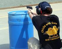 Female law enforcement officers hone skills at San Diego training