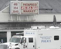HSI seizes more than $47 million in counterfeit merchandise at Patapsco Flea Market