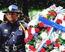 Honoring those who sacrificed it all