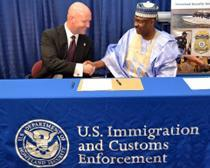 HSI returns stolen and looted antiquities to Nigeria