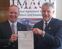 Maine chemical manufacturer partners with ICE