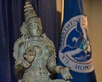 HSI seizes statues allegedly linked to Subhash Kapoor, valued at $5 million