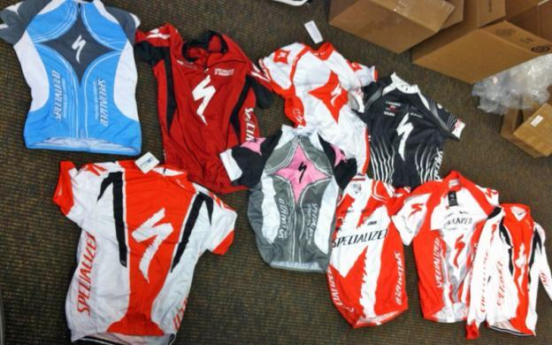 Houston HSI seizes 10 domain names selling counterfeit cycling products