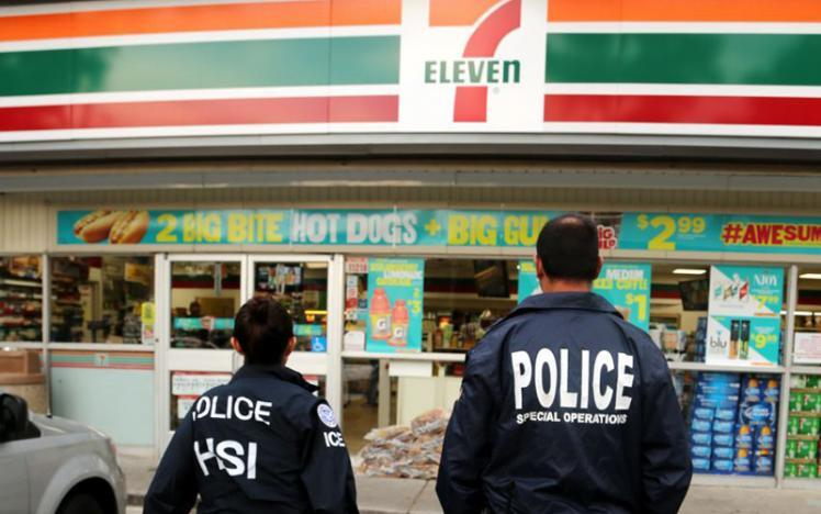 HSI arrests 7-11 franchise owners in illegal alien employment scheme