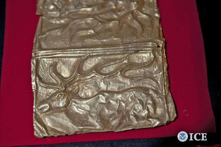 ICE returns stolen antiquities to Islamic Republic of Afghanistan