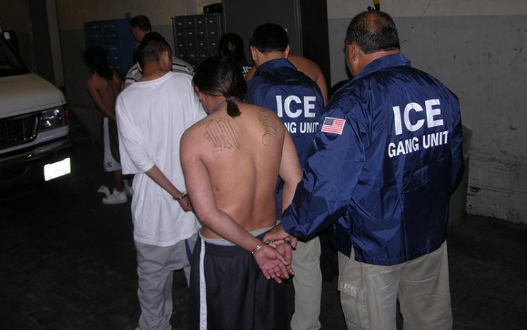 3 alleged MS-13 members charged in murder conspiracy