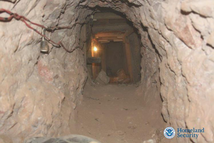 3 arrested as Nogales Tunnel Task Force shuts down drug passageway