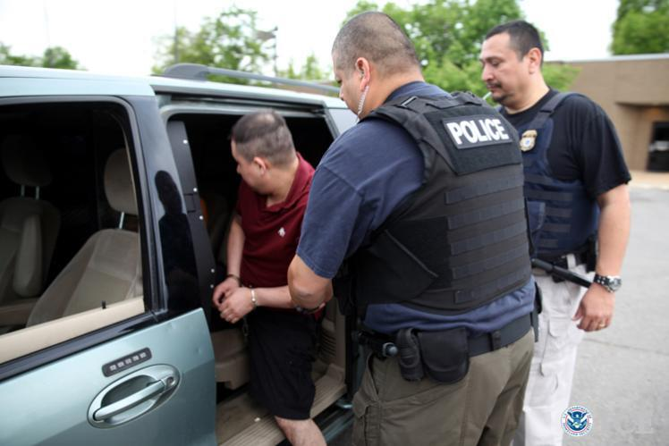 ICE arrests 40 criminal aliens in east Texas during 3-day operation