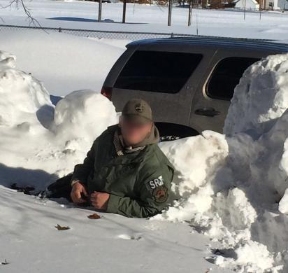 ICE and snow – Buffalo's Special Response Team tackles extreme conditions