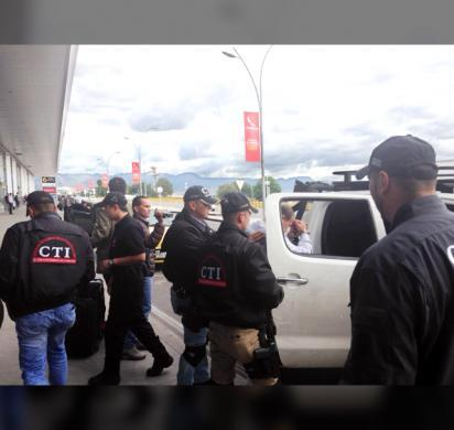 ICE removes Colombian fugitive convicted of murder