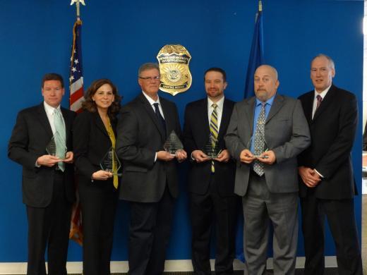 HSI Wilmington recognizes law enforcement partnerships