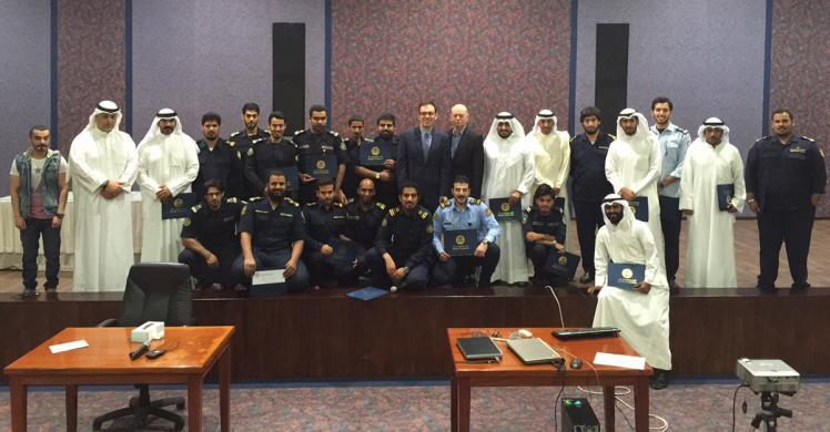 ICE, CBP hosts intellectual property rights training in Kuwait