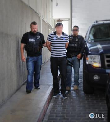 ICE, US Marshals arrest 27 international fugitives with Interpol