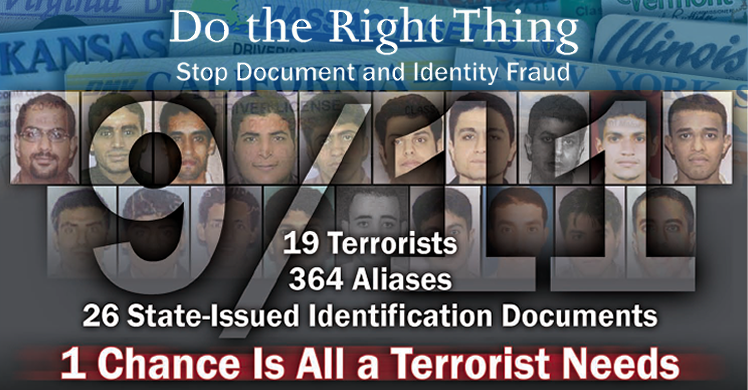 ICE-DMV Partnership Combating Identity, Document Fraud