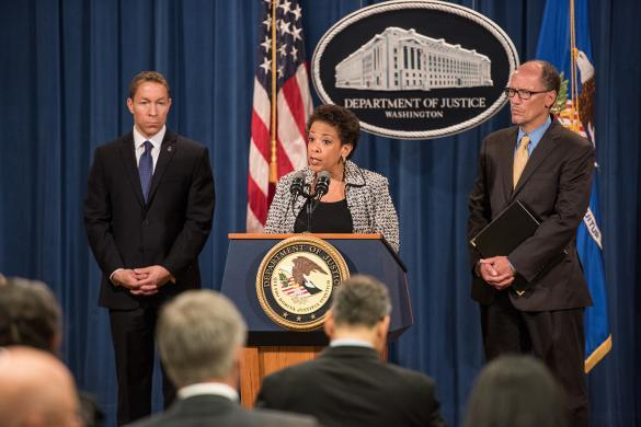 Departments of Homeland Security, Justice and Labor Announce Phase II of Anti-Trafficking Coordination Team Initiative