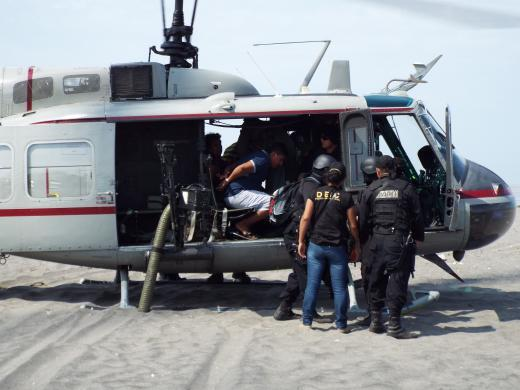 Operation Lucero 2
