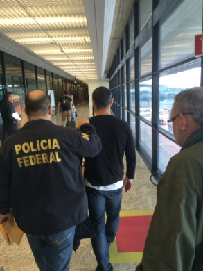 ICE removes 2 Brazilian fugitives