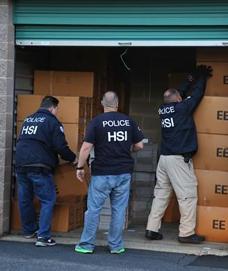 Husband, wife arrested for conspiring to traffic millions of dollars' worth of counterfeit goods