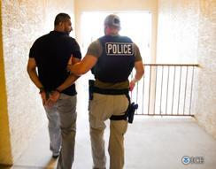 ICE, US Marshals arrest 45 international fugitives with Interpol notices