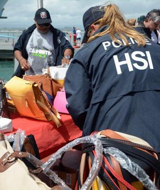 ICE, partners seize $6.5 million in counterfeit goods in Puerto Rico