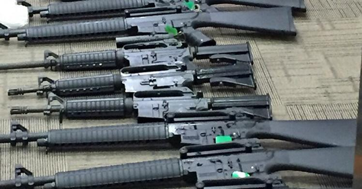 Illinois man faces state gun charges after authorities find cache of illegal weapons in storage unit