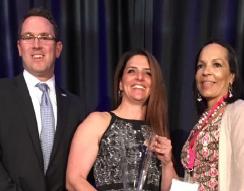 HSI Special Agent earns prestigious WIFLE International Award
