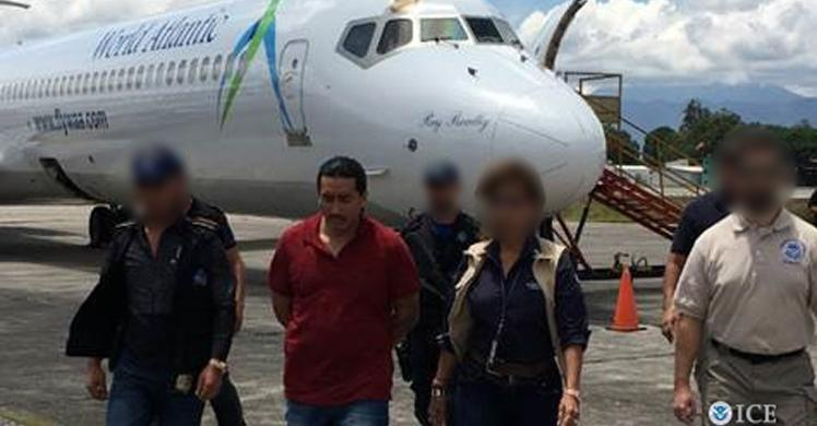 ICE removes Guatemalan fugitive sought for aggravated kidnapping