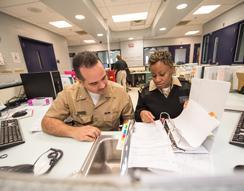 ICE Health Service Corps is committed to helping those in need