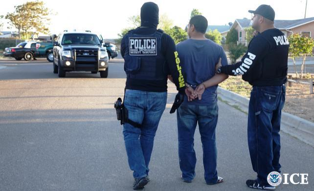 Alleged meth traffickers arrested in New Mexico during ICE HSI-led operation; 1 fugitive at large