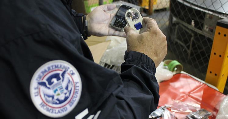 New enforcement effort targets dangerous electronics