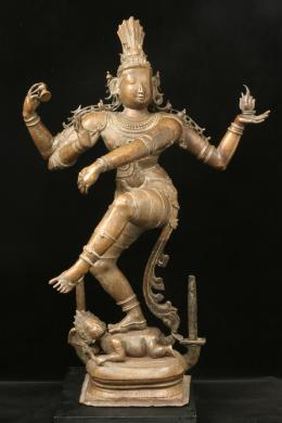 Shiva Nataraja arm repaired for sale