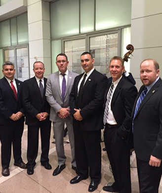ICE HSI Special Agents recognized by the National Center for Missing and Exploited Children