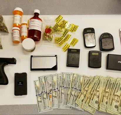 Alleged Seattle black tar heroin distributor arrested on state drug trafficking charges