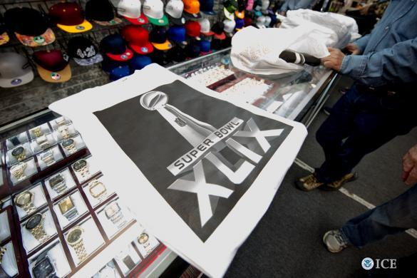 'Operation Team Player' nets $20 million in fake sports merchandise