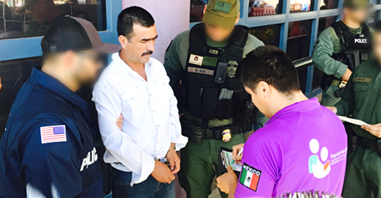 ICE deports man wanted in Mexico for murder
