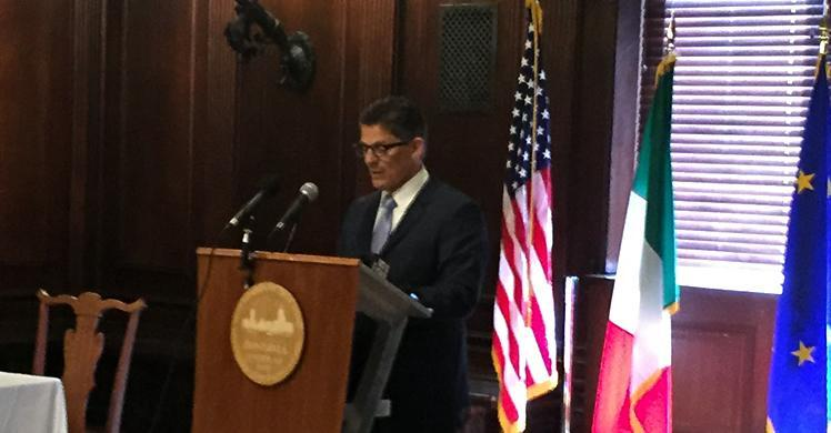Special Agent in Charge Matthew Etre